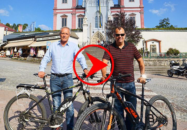 E-Bike Wallfahrt