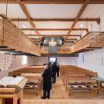 Evangelische Kirche Mitterbach – Wiedereinweihung nach Restaurierung