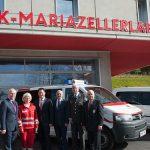 ÖRK Mariazellerland Dienststelle eröffnet