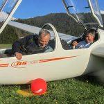 Ziellandewettbewerb des Segelflug-Sportklubs Mariazell