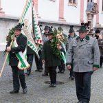 Totengedenken des Österreichischen Kameradschaftsbundes 2016