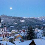 Bild der Woche: Kalter Wintermorgen in Mariazell