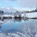 Bild der Woche: Winterstimmung in Mariazell