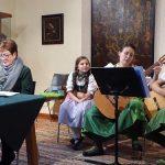 Adventlesung im Heimathaus – Elfriede Rohringer –  8. 12. 2016