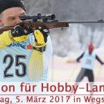 Termintipp: 7. Biathlon für Hobby-Langläufer in Wegscheid