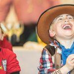 Kindermaskenball 2017 in Mariazell beim Weißen Hirsch – Fotos