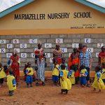 Hilfe aus Mariazell – Nach Wasserprojekt eine Nursery School
