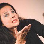Kabarett mit Nadja Maleh in Gußwerk – Fotos