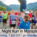 Vorschau: 5. Night Run am Erlaufsee – Mariazell