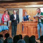 Volksbühne Weichselboden – Aufführung 17.4.2017