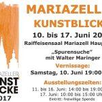 Mariazeller Kunstblicke 2017