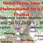 Madre Tierra Amor in Mitterbach – Sommerprogramm