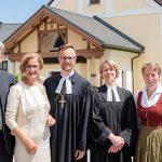 Evangelische Gemeinde in Mitterbach feierte 500 Jahre Reformation