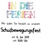Schulbewegungsfest der VS Mariazell