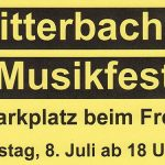 Termintipp: Mitterbacher Musikfest 2017