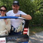Zwei Mariazeller nahmen bei der Schneebergland Rallye teil