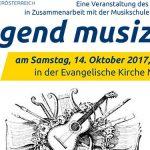 "Termintipp: ""Jugend musiziert"" in Mitterbach"
