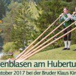 Termintipp: Weisenblasen am Hubertussee – 1.Okt.2017
