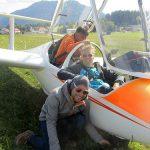 Segelflug Sportklub Mariazell - Ziellandewettbewerb