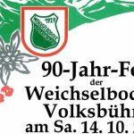 90-Jahr-Feier der Weichselbodner Volksbühne