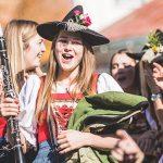 Blasmusik & Volkskultur Wallfahrt in Mariazell 2017