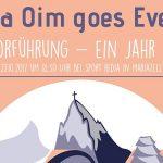 Gmoa Oim goes Everest – Filmvorführung