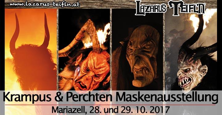 Krampus & Perchten Maskenausstellung » mariazell blog