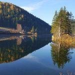 Bild der Woche: Hubertussee im November