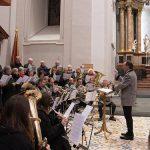 Feierliche Abendmesse am Advent-Eröffnungstag in Mariazell