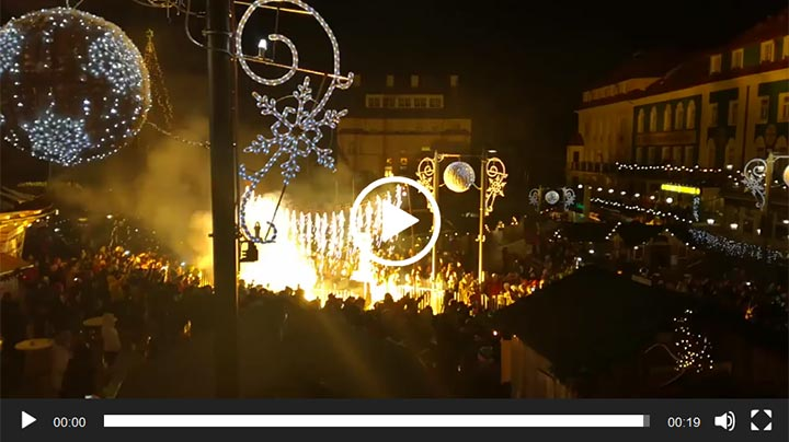 Krampuslauf Mariazell Advent 2017