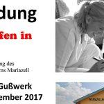 Termintipp: Benefizveranstaltung des Gesundheitszentrums Mariazell