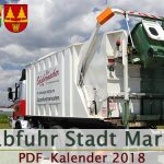 Stadt Mariazell Abfuhrkalender 2018