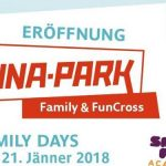 Eröffnung Anna-Park Family & FunCross – 20./21. Jänner