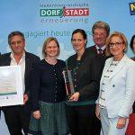 Mitterbach räumt bei Projektwettbewerb der Dorf- und Stadterneuerung ab