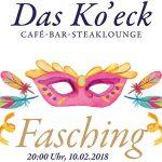 Termintipp: Faschingsgschnas im Ko'eck