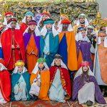 Heilige drei Könige im Mariazellerland 2018