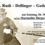 Einladung zum 7. Rudi Dellinger Gedenklauf