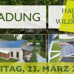 """Projektpräsentation """"Haus der Wildnis"""" in Lunz am See"""