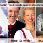 Drei Falstaff ausgezeichnete Restaurants im Mariazellerland