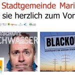 Mariazell - Einladung zum Zivilschutzvortrag Hochwasser | Blackout