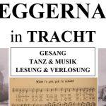 Terminvorschau: ROSEGGERNACHT in TRACHT