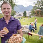 Gugelhupf-Party am Spielplatz in Mariazell