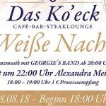 Termintipp: Weiße Nacht im Koeck Mitterbach - 2018