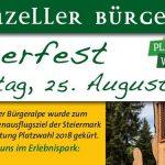 Siegerfest - Mariazeller Bürgeralpe - Kleine Zeitung Platzwahl 2018