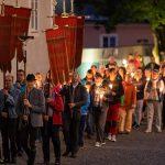 Lichterprozession in Mariazell - Maria Himmelfahrt 2018