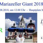 Termintipp: Mariazell Stadtfest 2018 | Mariazeller Giant