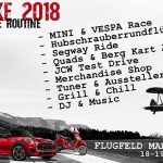MINILIKE 2018 in Mariazell - Programm