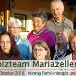 Termintipp | Vortrag: Familienhospiz und Pflegekarenz
