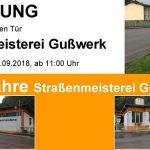 Straßenmeisterei Gußwerk | Tag der offenen Tür