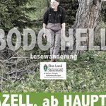 Termintipp: Lesewanderung mit Bodo Hell in Mariazell